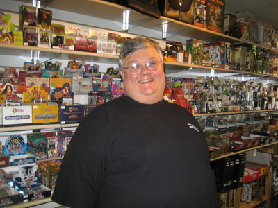 Mike Coyle, Store Owner