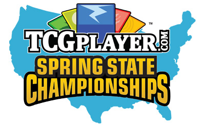 logo Magic: the Gathering TCGplayer.com Spring State Championship   Delaware, Saturday,May 18th