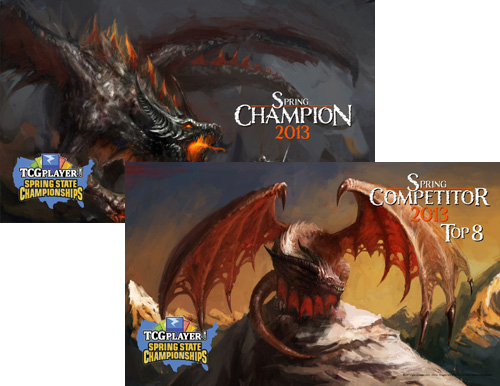playmats Magic: the Gathering TCGplayer.com Spring State Championship   Delaware, Saturday,May 18th