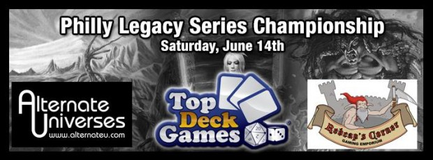legacy 620x229 Philly Legacy Series Championship   Saturday, June 14th   40 Duals!