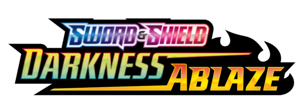 pokemon tcg darkness ablaze logo