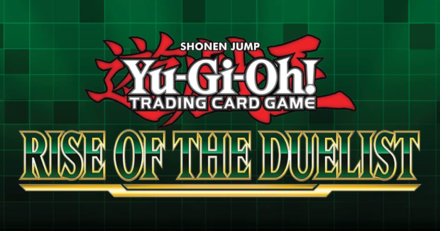 Yugioh Rise of the Duelist logo