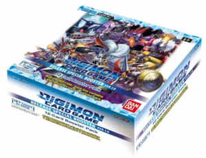 Digimon Card Game booster box