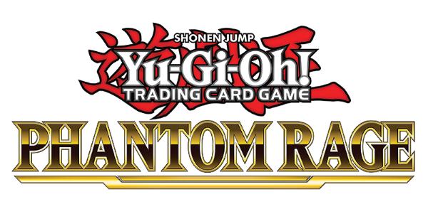 Yu-Gi-Oh! Phantom Rage logo