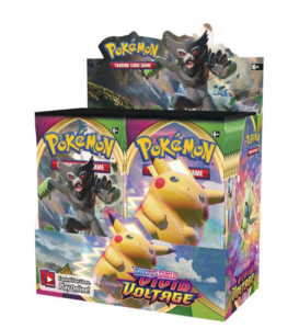 Pokemon TCG Vivid Voltage Booster Box