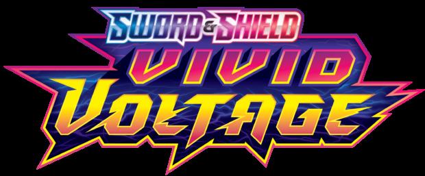 Pokémon TCG Vivid Voltage logo