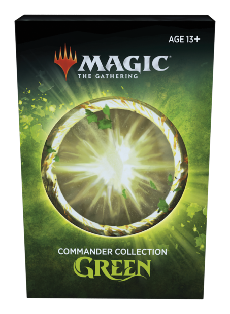 Commander Collection Green Regular Non-Foil Edition