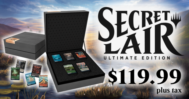 MTG Secret Lair: Ultimate Edition 2 at Alternate Universes